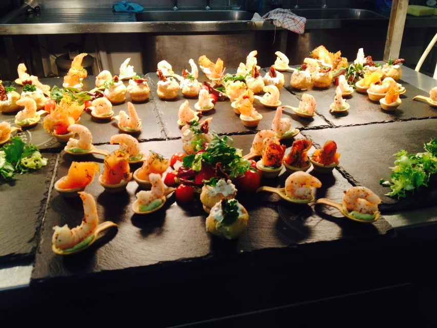Canap s thyme catering worcestershire for Canape catering